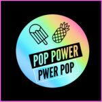 Pop Power logo